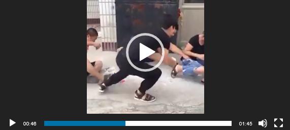 Китайцы морят. Нарезки для ватсап видео.
