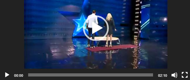 Невероятный танец. Шоу талантов.