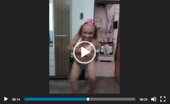 Танцор-диско. Часть 1. Видео-прикол танцы.