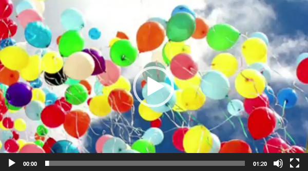 Скачать видео поздравление - С днем молодежи.