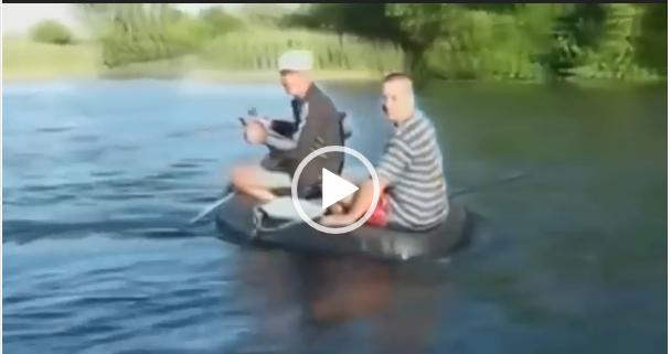Приколы на рыбалке 2018. Видео подборка.