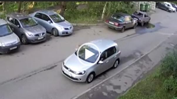 Ловушки при неправильной парковке авто 2019