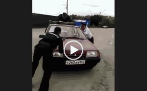 Видео про гаишников смешное скачать на телефон