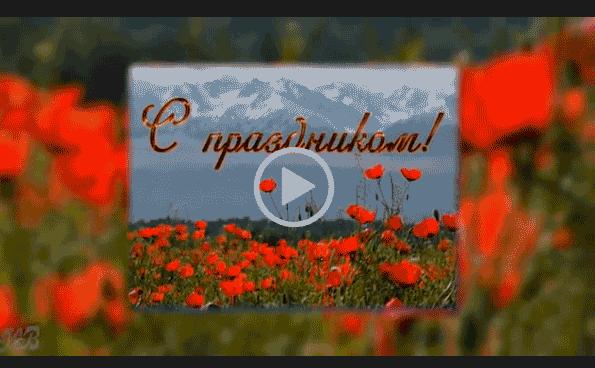 Наурыз. Красивое видео поздравление. Скачать.