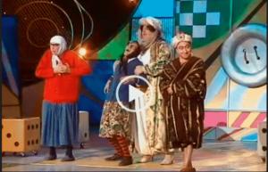 Сим сим. Русские бабки. Скачать юмор.