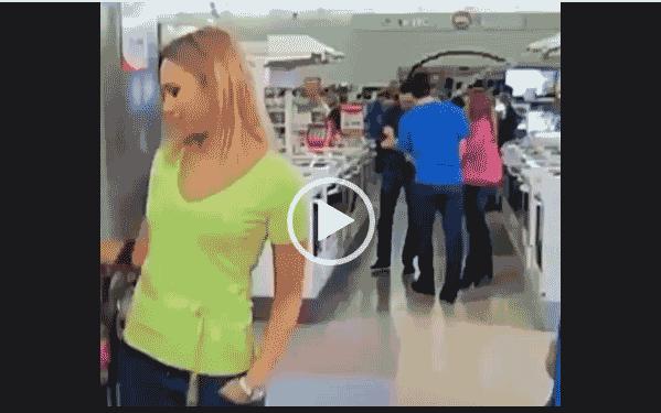 Смешное видео про холодильник