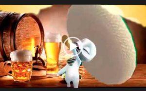 8 июня - День пива! Видео поздравление с днем пива.