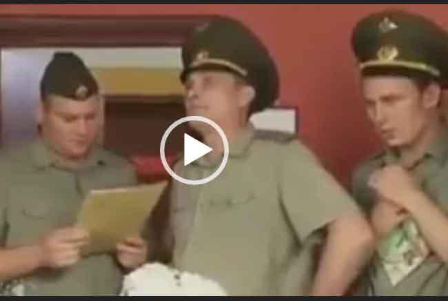 Смотреть видео - Как отдыхает полиция. Юмор 2020 года.