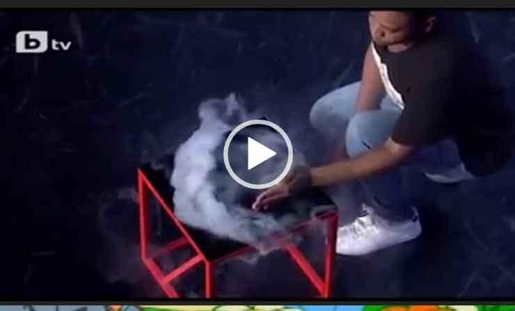 Крутые трюки с вейбом. Невероятное видео.