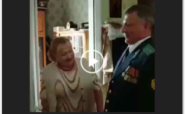 Приколы про мужа и жену. Смешное видео.