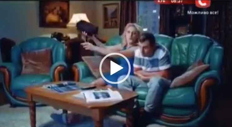 Пьяная жена видео прикол для ватсап.