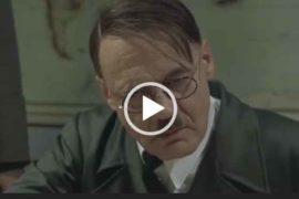 Гитлер про казахов. Смешная пародия.