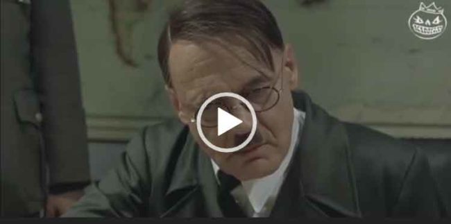 Гитлер про казахов. Смешной видео прикол. Скачать на телефон.