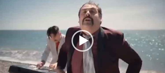 Прикольная видео песня про телок.