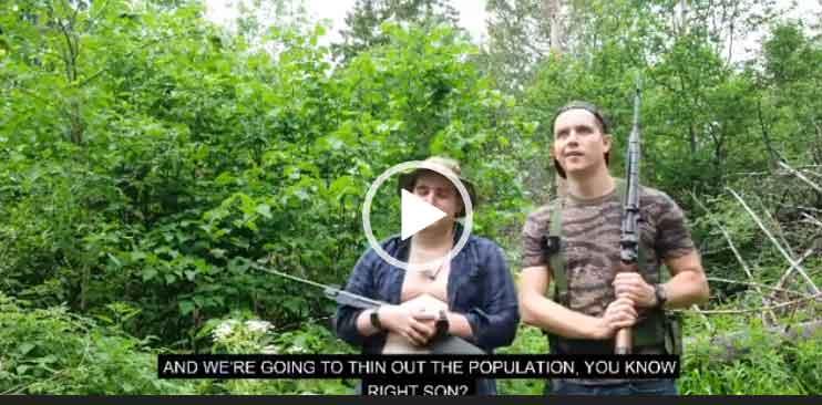 Смешное видео - Охота на геев. Скачать бесплатно на телефон.