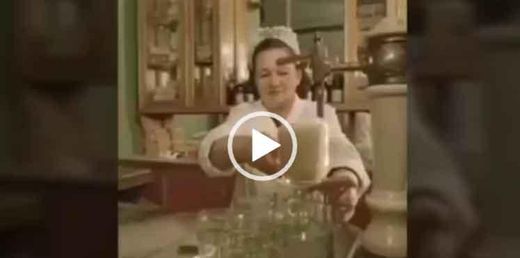 Прикольное видео про алкоголь.