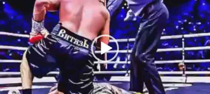 Красивые нокауты в боксе. Скачать видео.