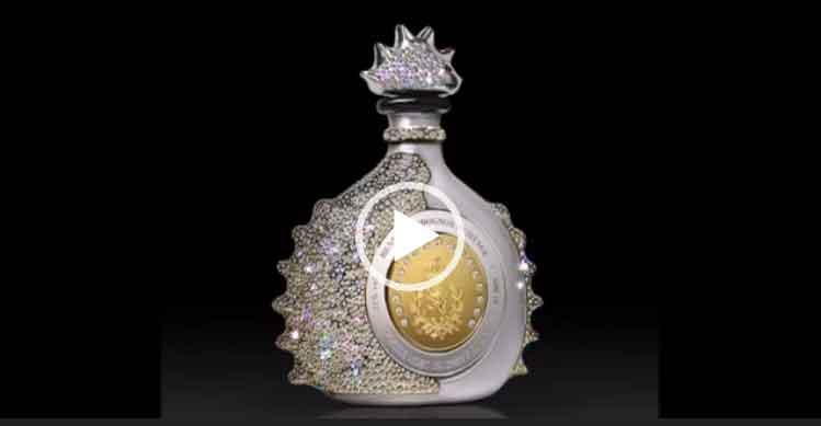 ТОП 5. Самый дорогой алкогольный напиток в мире.
