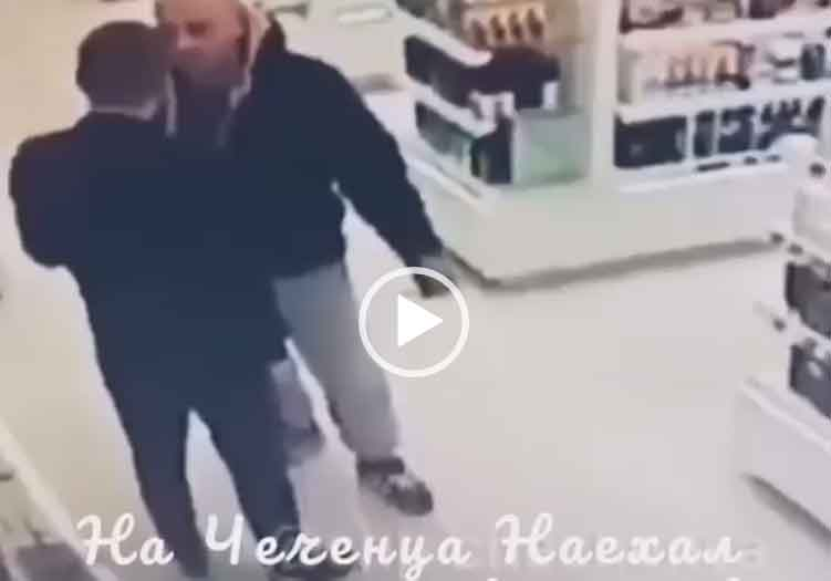 Бои чеченцев