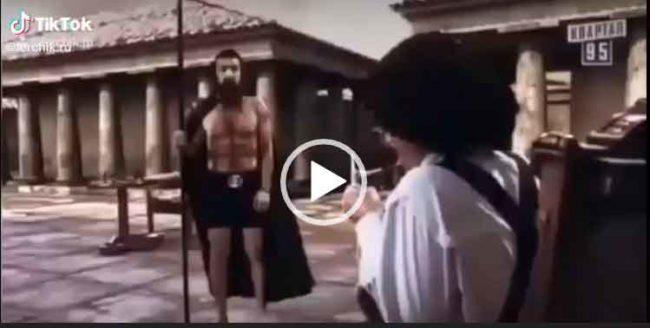 Пародия на 300 спартанцев скачать видео бесплатно
