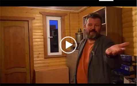 Комната-купэ в доме. Интересное видео.